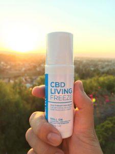 cbd living water reviews